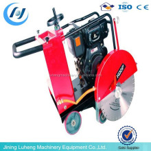 High quality road concrete groove cutter LH-500 with Honda GX-390