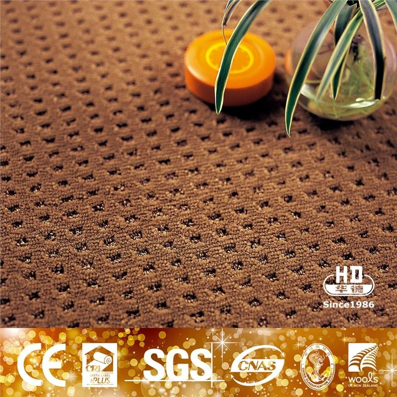 Special Design 100% Woollen Tufted Carpet Heavy Duty Traffic Carpet