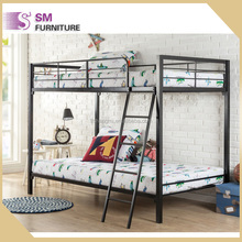 Adult Bunk Bed for school Steel Metal Bunk Bed Cheap Strong Bed Frame