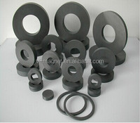 Ceramic ring ferrite magnet