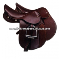 Aussie leather horse Saddle | High Quality Equestrian Jumping Leather Horse Saddle
