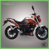 Gas Powered Automatic Motorcycles 250CC