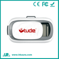 New box mini virtual reality quad core android vr glass