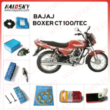 custom motorcycle parts for BAJAJ PULSAR 180 100 BAJAJ BOXER CT100