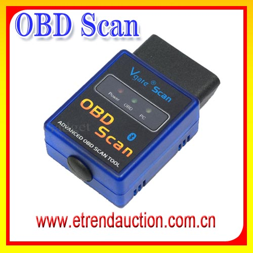 2016 OBD Scanner Bluetooth Diagnostic Tools OBD OBD2 OBDII Scan OBD2 Wireless Mini elm327 Works on Android Torque