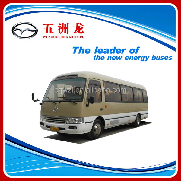Hot sell and low price toyota coaster bus price