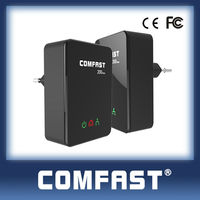 COMFAST CF-WP200M 200mbps power line plc av ethernet wifi device wireless equipment for oem project