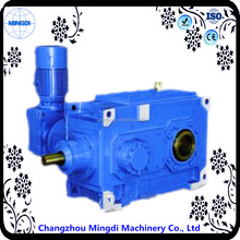 PV Series Agricultural Bvel Gear box Reducer Transmission Parts With Electric Motor Used for post hole diggers