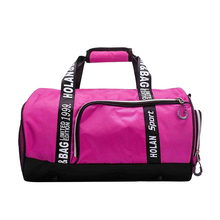 1DF0031 Wholesale Quilted Travel Bag Cotton Luggage Duffle Large Capacity High Quality Quilted Duffle Bag