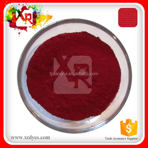 Direct Red 14 Knit dyeing prices organic powder Fabric dye