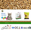 Low Tracking Pine Cat Litter Shaved Wood Pet Bedding on sale