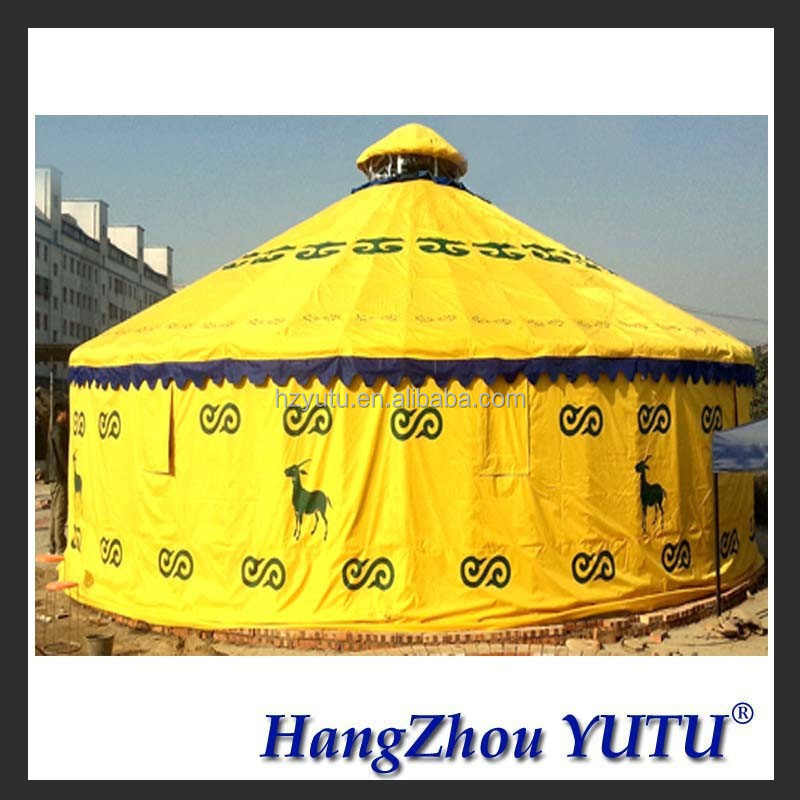 MGB0241 Outdoor Camping Tent mongolian yurt warranty 5 years