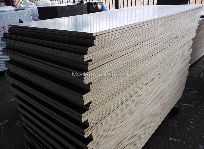 WBP Glue Non Slip Film Faced Plywood/Antislip Plywood/Anti Skid Film Faced Plywood For Construction And Floor