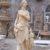High Quality Life Size White Marble Woman And Child Statue