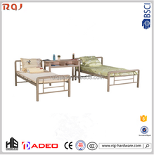 Original bed frames!Asia african european folding double round bad Modern metal bed frame