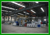 PVC artificial Marble Sheet extrusion lines