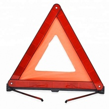 <strong>Safety</strong> reflective Flashing car triangle warning sign triangle traffic road signs