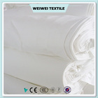 wholesale plain 100 cotton clothing grey fabric price low with china supplier