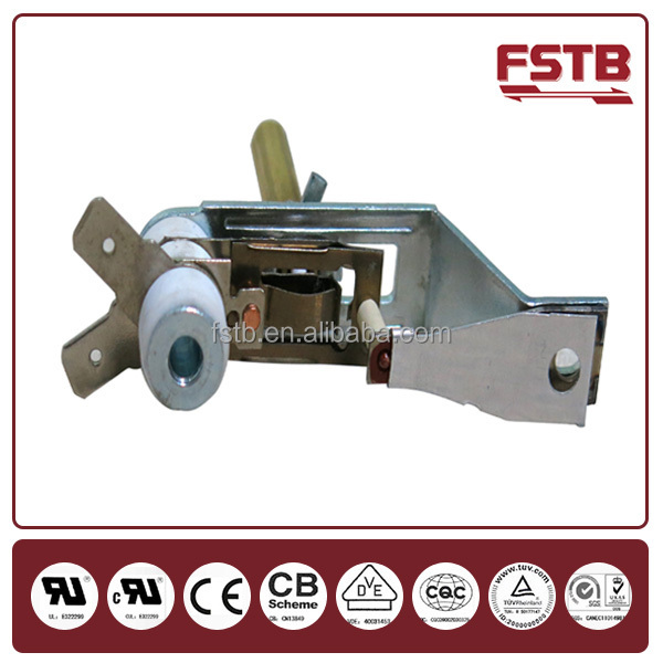 FSTB KST Adjustable Bimetal Thermostat for Electric Iron parts