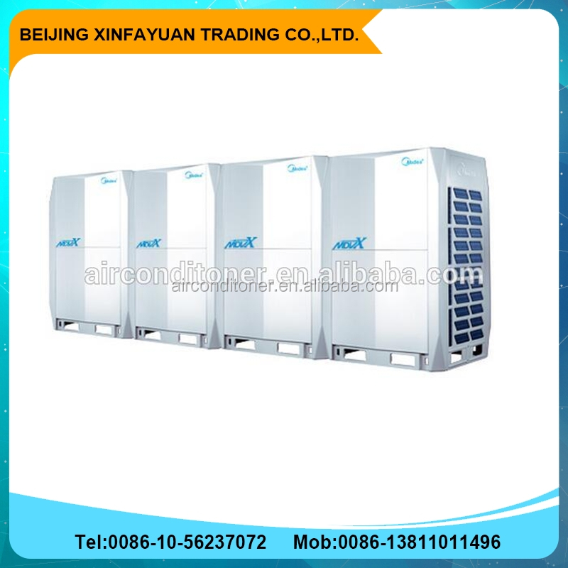 china famous brand High IPLV midea air cond with hotel