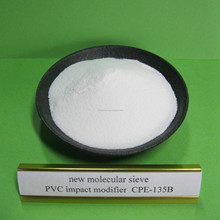 CPE-135B uPVC Cable Material Composite for Plastic Auxiliary Agents