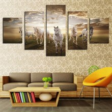 Modern simple decorative canvas painting without frame pictures