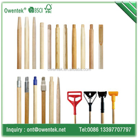 Guigang factory sales Natural Wooden garden tools Spade handle Broom stick wooden dowel in Bulk