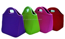 Wholesale nice quality promotional built lunch bags
