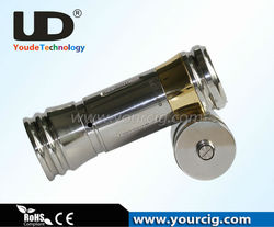 Youde mechanical MOD support 18350 battery