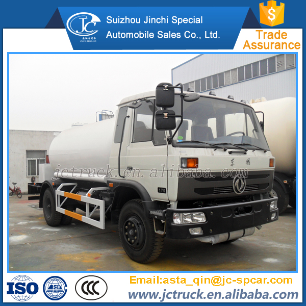 New product lpg tank truck price , lpg tranport truck hot sale