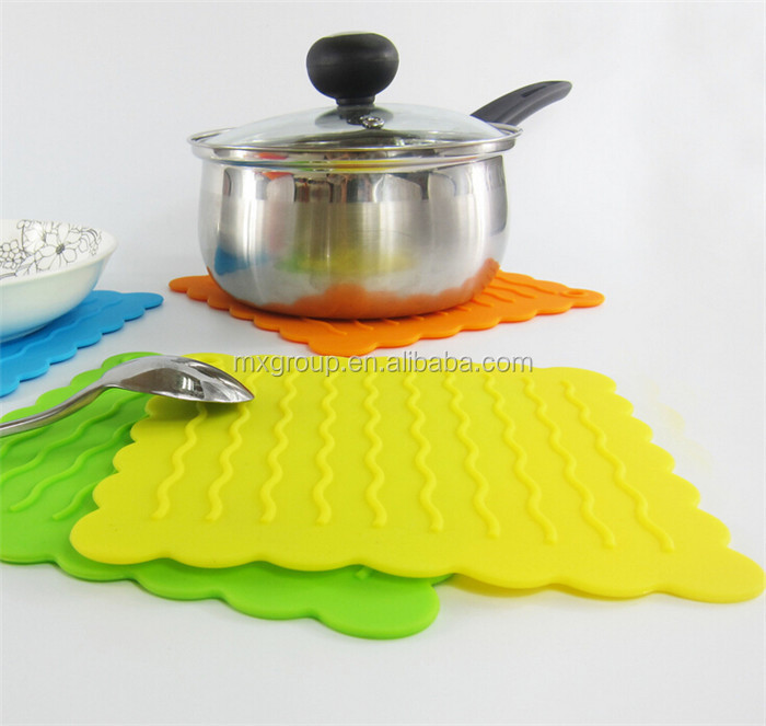 Eco-friendly silicone mat income, food grade silicone mat income, OEM size silicone mat income