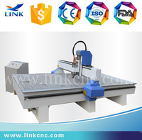 High performance Link brand 1530 T-slot table cnc router machine for aluminum