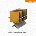 CE009---Metal material flooring display stand