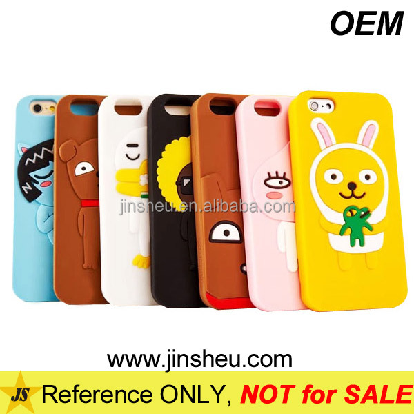 Manufacturer Custom Made Sublimation Animal Cell Phone Case