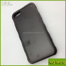 Manufacturer wholesale cheap tpu pc combo case for iPhone5