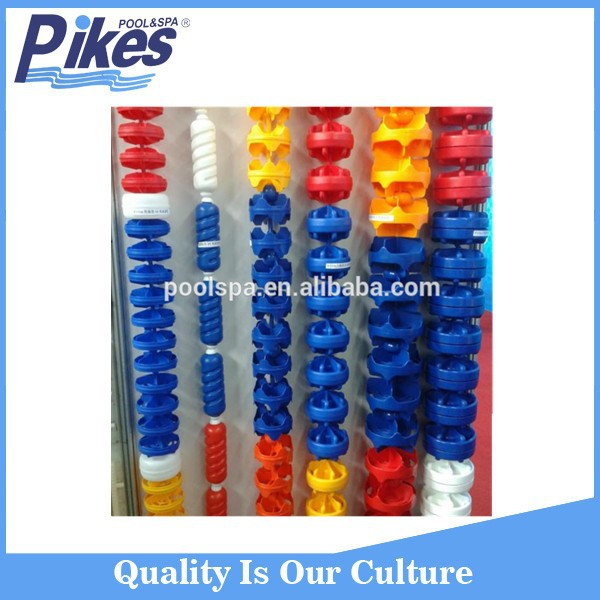 Swimming pool accessories manufacturer / swimming pool racing line / pool floating lane rope