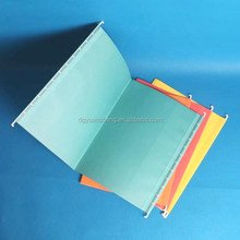 America style best selling advertise file folder paper hanging file