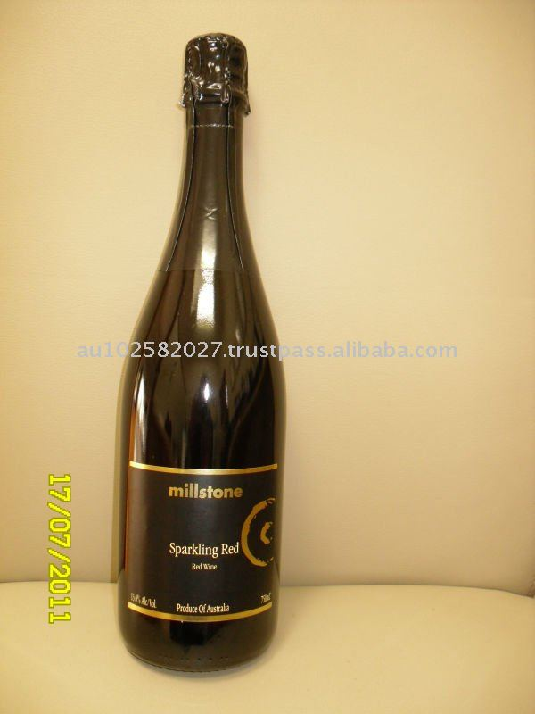 Millstone Medium Dry 13% 750 ml Cheap Red Sparkling Wine