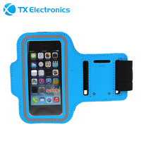 Promotion 5.5 inch mobile phones running armband,custom sport armband for iphone 6