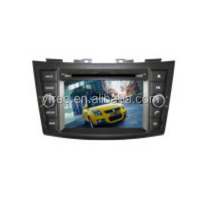 Touch screen for SUZUKI SWIFT 2011 Android car dvd players with GPS auto 2 din radio audio double din central multimedia stereo