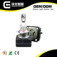 Car 24W 2400lm H7,H8,H9,H11,9005,9006 LED HeadLights
