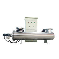 UV water filter/water purification/water treatment system for aquariums, ponds and fish farms
