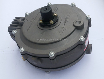 CNG LNG engine pressure reducer/regulator with E-MARK certification