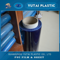 soft pvc roll super clear transparent plastic film Manufacturer