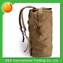 Men's High Quality Military Canvas Outdoor Duffle Bag