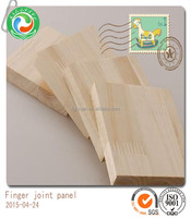Rubber wood/pine finger joint panel