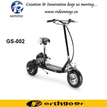 2016 New Design Gas powerful 43cc cheap gas scooter For Sale 50cc scooter