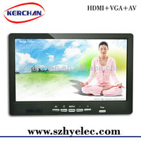 7inch digit screen monitor, led wall mounted monitor (YT703)