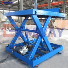 Factory price vertical hydraulic mechanical scissor lifts for sale