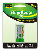 AAA 900/800/700mah 1.2v NI_MH Rechargeable Battery